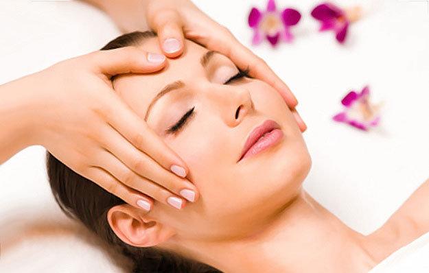 Các vùng cơ thể cần được chăm sóc, massage hàng ngày