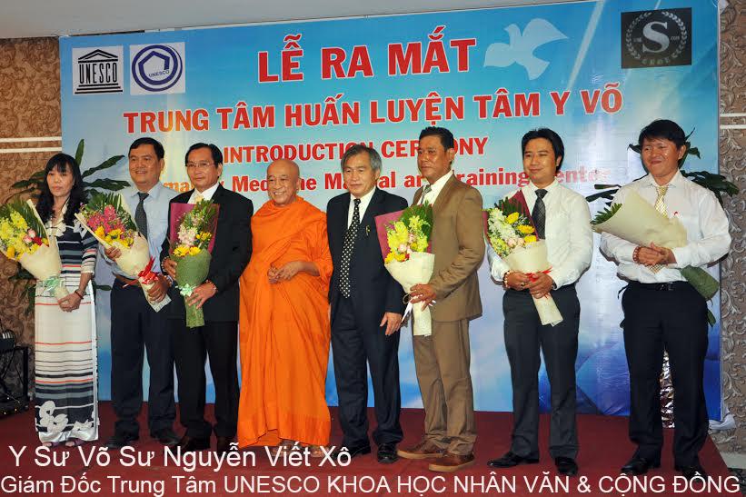 Ra mắt TRUNG TÂM HUẤN LUYỆN TÂM Y VÕ tại Quận Gò Vấp, TP HCM