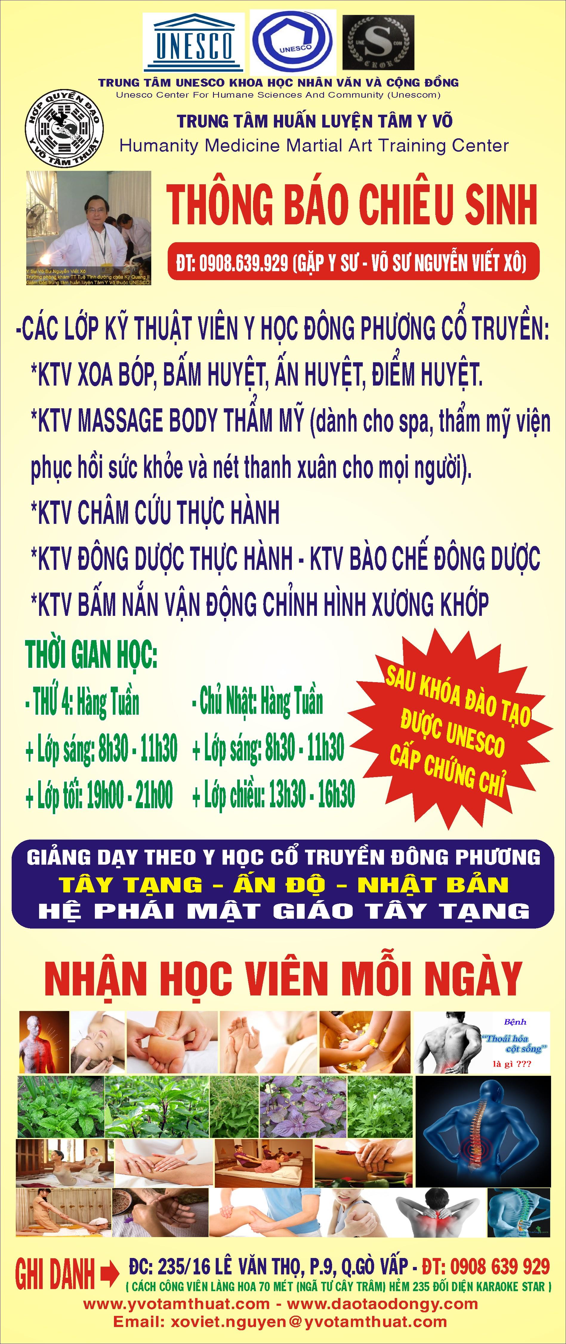 phuong phap dao tao y hoc co truyen theo he mat giao tay  tang